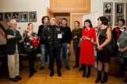 Арт-клуб «Новарда»  на подмостках театра Ермоловой