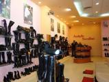 Аромат для обувного магазина