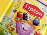 Чай Lipton в новой упаковке от Depot WPF