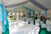 Даже в самый горячий сезон мы быстро и оперативно предоставим шатер для Вашего мероприятия!