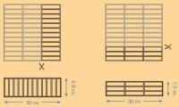 Универсальный декор Grid A
