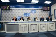 Пресс-конференция, посвящённая Дню пожилых людей