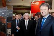 Губернатор Краснодарского края Александр Ткачев посетил экспозицию компании «Брикфорд»