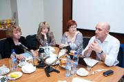 Андрей Сухинин принял участие в пресс-завтраке по итогам вручения Национальной премии «Золотой медвежонок»