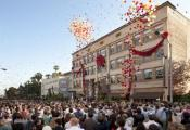 Новая идеальная Саентологическая организация в Пасадене, Калифорния