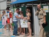 «Билайн» напомнил детям и их родителям правила поведения на воде