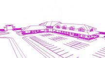 В поселке «Никольские Озера» начинается строительство общественного центра