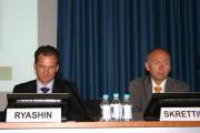 V. Ryashin and H. Skretting (INTSOK)