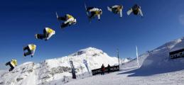 Премьера на телеканале Extreme Sports Channel: «Тур Ticket to Ride»