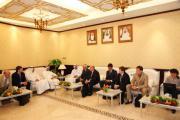 12 мая в г.Абу-Даби в Федерации Торгово-Промышленных Палат ОАЭ состоялось двустороннее заседание Российско-Эмиратского Делового Совета (РЭДС).