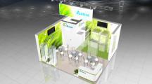 Юбилей «Delta Electronics» на выставке