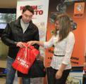Журнал «Купи авто» вручил подарки покупателям «Ситроен»