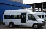 Микроавтобусы — идеальный коммерческий транспорт