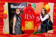 Презентация новых вкусов чая TESS и кофе Jardin. Посмотри как вкусно, попробуй как красиво!