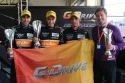 Команда G-Drive Racing by Signatech Nissan заняла третье место в гонке «6 часов Сильверстоуна»