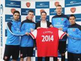 """Cooper Tire Europe станет официальным спонсором лондонского """"Арсенала"""""""