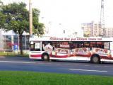 Реклама на автобусах ПТК укрепляет народную любовь к Посиделкино