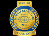 Водка Russian Diamond завоевала Grand Gold Quality Award на конкурсе Monde Selection 2014