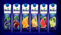 Брендинговое агентство Wellhead разработало новый дизайн упаковки для соков «ВИКО»