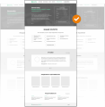 Адаптивный сайт для юридической компании