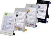 Календари с логотипом компании.