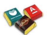 Шоколад с логотипом заказчика 10 г