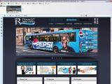На новом сайте «062-Реклама» - Новые возможности транзита
