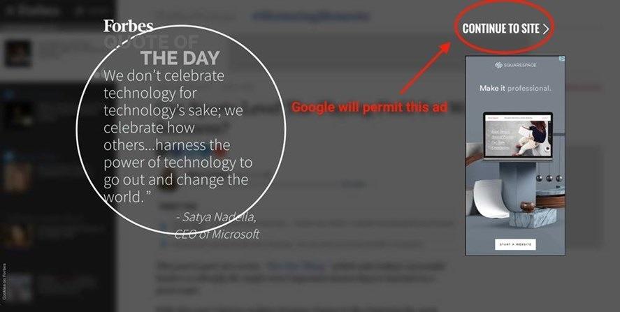 Adblock Plus раскритиковал рекламный фильтр Google Chrome