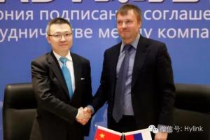 АДВ   объявляет о  сотрудничестве   с  китайским коммуникационным холдингом Hylink