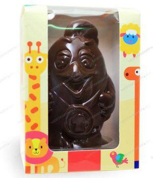 Фигурка петушка из шоколада — главный сувенир 2017 года