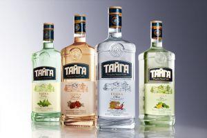 Брендинговое агентство UPRISE завершило реализацию нового проекта для монгольской компании APU — разработку бренда водки «Тайга»