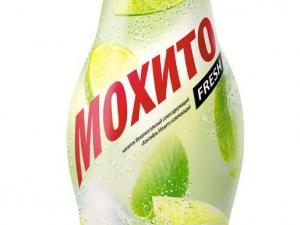 «Очаково» запускает новый безалкогольный бренд «Мохито-Fresh»