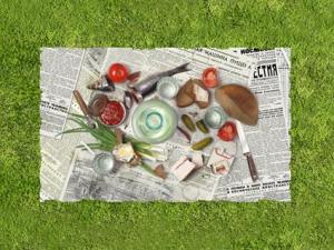 Рекламное агентство «маркаТвен» открыло сезон пикников