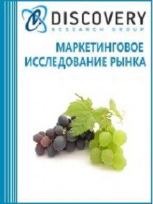 Анализ рынка винограда в России