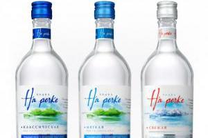 Allberry оформило водочный бренд для Жанны Булавчик