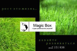 Magic Box, Студия дизайнерских решений