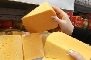 Из российского и костромского сыра решили сделать товарные знаки