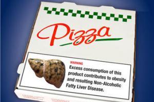"""Канадские врачи предложили размещать """"страшные"""" картинки на вредной еде"""