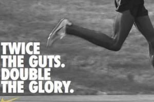 Nike сделал рекламу с олимпийским чемпионом