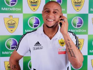 Кавказский филиал «МегаФона» стал официальным мобильным партнером футбольного клуба «Анжи»