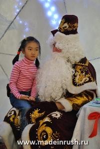 ТРК «Золотой Вавилон» приглашает в гости к Деду Морозу