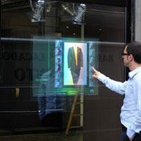 Голографические экраны - теперь не роскошь, а средство продвижения
