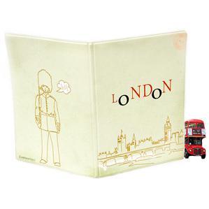 """Обложка для паспорта """"Лондон"""""""