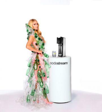 SodaStream разоблачает свой первоапрельский розыгрыш с участием Пэрис Хилтон
