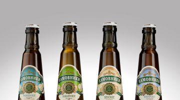 DDH Branding Consultancy провели рестайлинг пива «Хамовники»