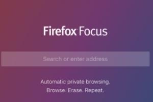 Mozilla выпустила iOS-браузер Focus со встроенным блокировщиком рекламы и режимом инкогнито