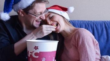 Сноудена заподозрили в рекламе KFC