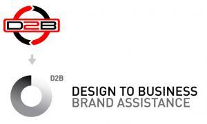 Студия Design To Business провела собственный ребрендинг