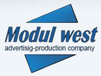 Модуль вест, Рекламно-производственная компания