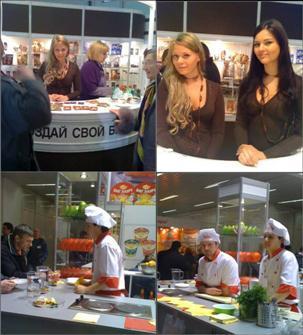 GBH Integrated Marketing обеспечила маркетинговую поддержку участникам Международной выставки ПРОДЭКСПО-2009
